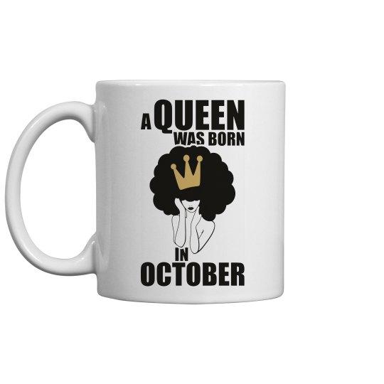Coffee Queen October