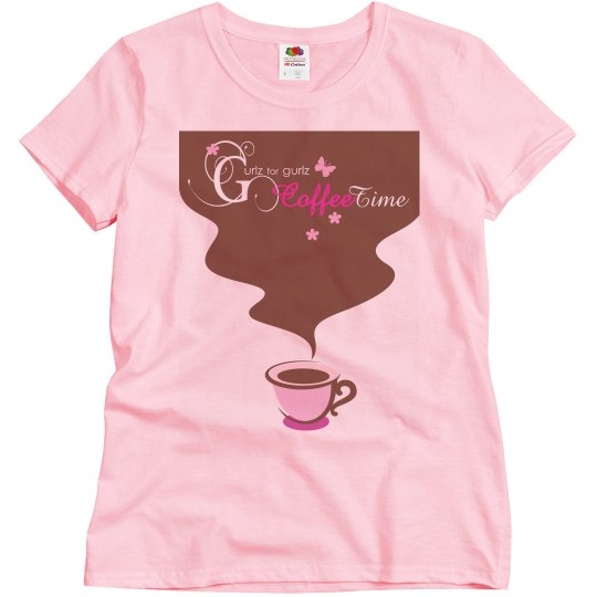 Coffee-time Basic Tee
