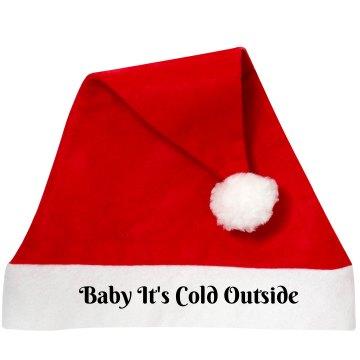 Cold Santa Hat