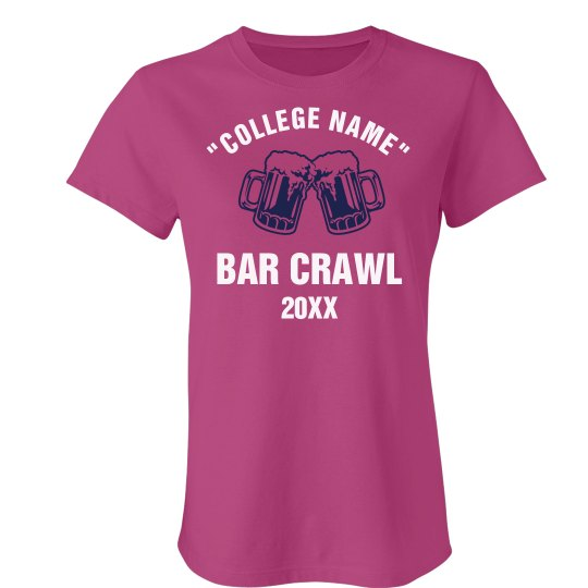 College Bar Crawl