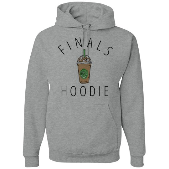 College Finals Frapp Hood