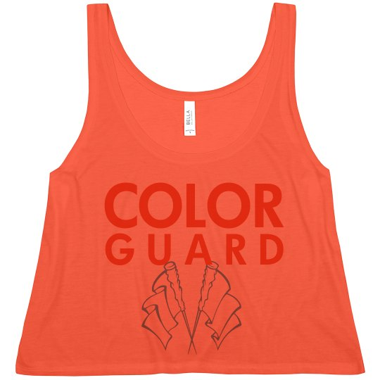 Color Guard Crop