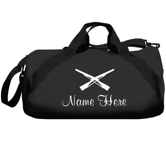 Color Guard Rifles Bag for Practice or Band Camp