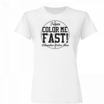 Color Me Fast Color Run