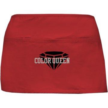 Color Queen red