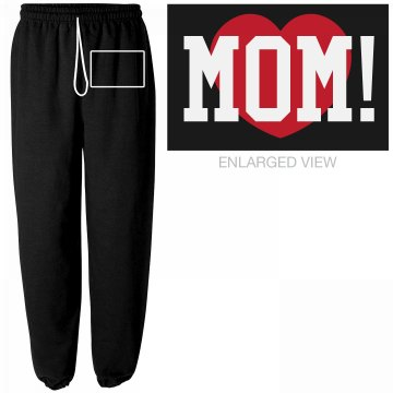 Comfy Sweats for Mom