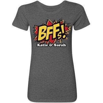 Comic Best Friends Shirt