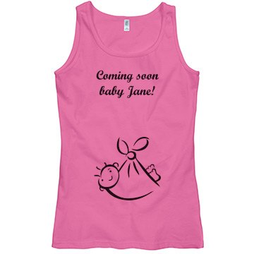 Coming Soon Baby Jane