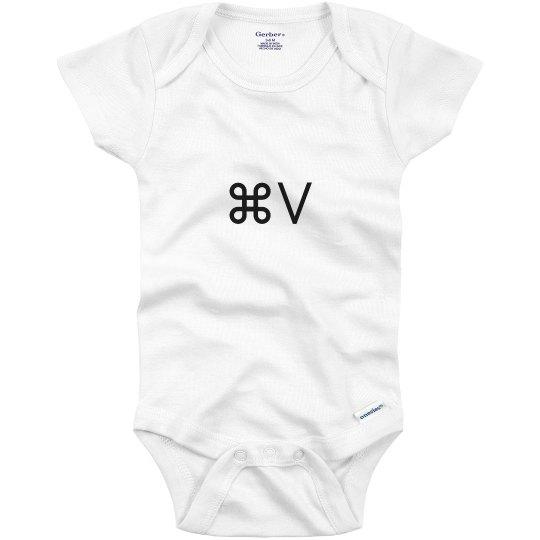 Command Copy Paste Baby