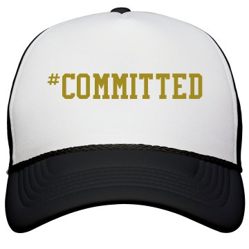 #committed