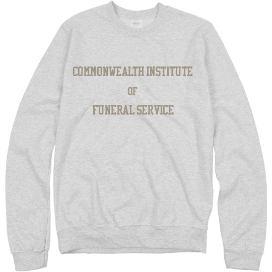 Commonwealth Institute Crew Neck