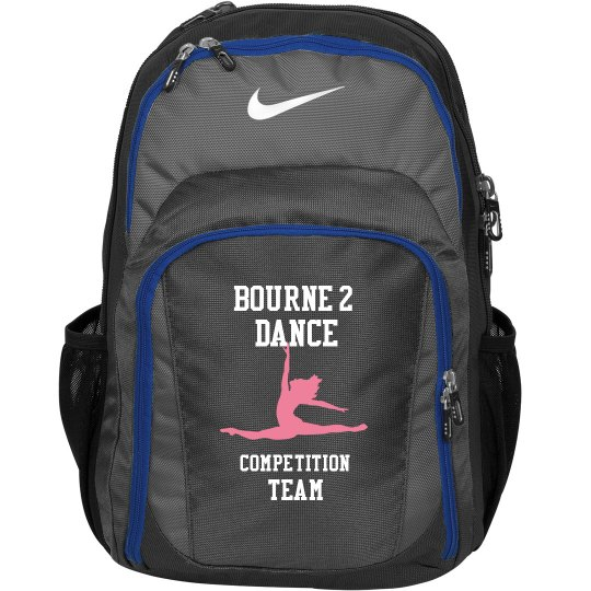 Competition Team  Bag
