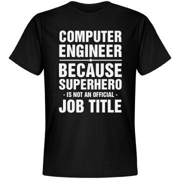 Computer Engineer Shirt