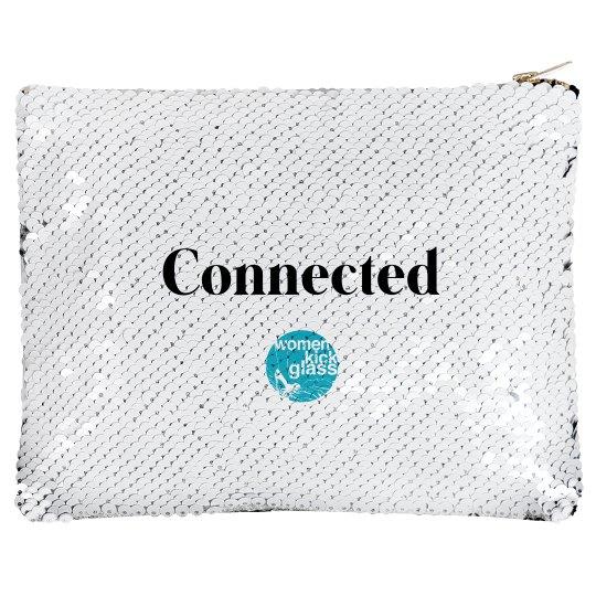 Connected Makeup Bag