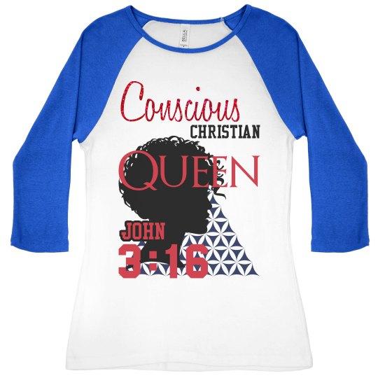 Conscious Queen John 3:16