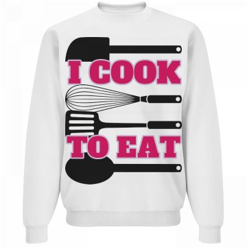 COOK TO EAT