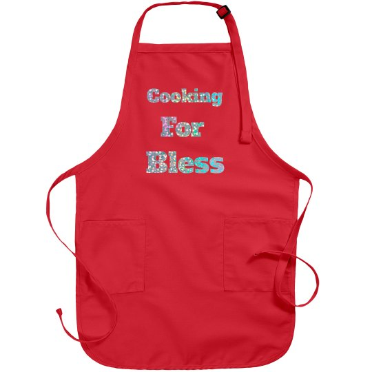 COOKING FOR BLESS APRON