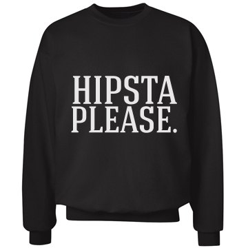 cool hipsta please sweater