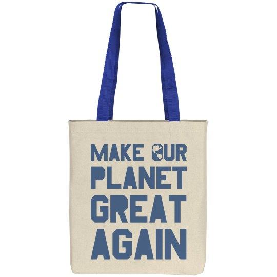 Cool Make The Earth Great Again