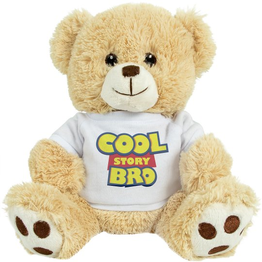 Cool Story Bro Bear