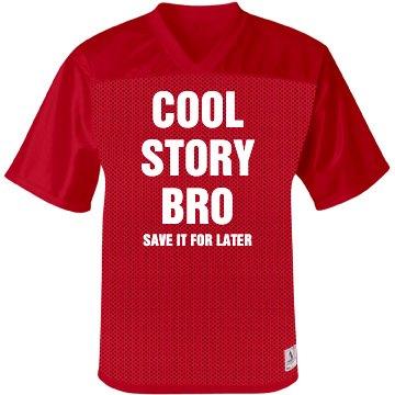 Cool Story Jersey