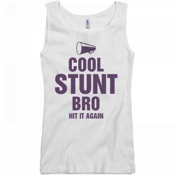 Cool Stunt Bro Tank