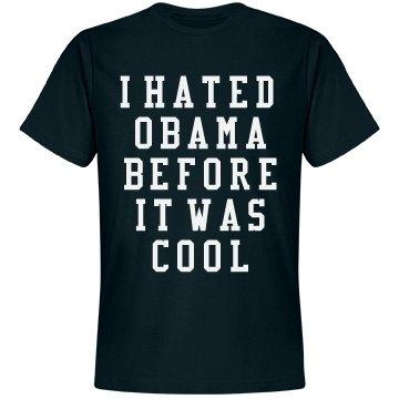 Cool To Be Anti-Obama
