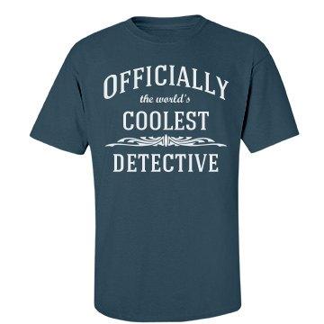 Coolest detective