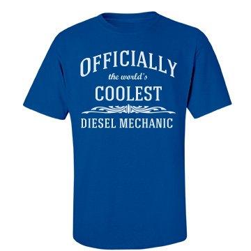 Coolest Diesel Mechanic