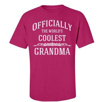 Coolest Grandma