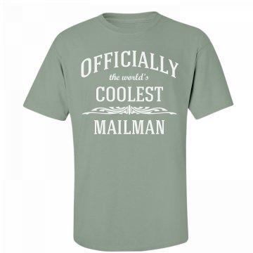 Coolest Mailman