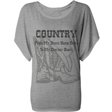 Country From My Down Home Roots
