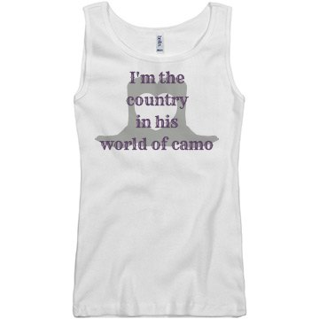 country in camo world