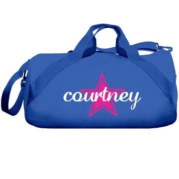 Courtney. Ballet