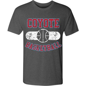 coyote basketball court