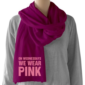 Cozy Pink Wednesdays