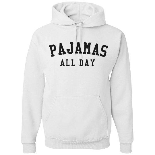 Cozy Wear Pajamas All Day