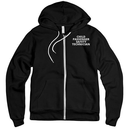 CPST Hooded Zip-up Vest