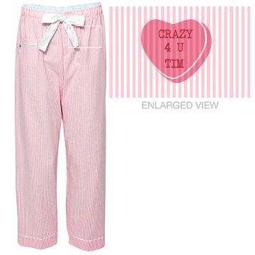 Crazy 4 U Love Pajamas
