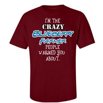 Crazy Blueberry Farmer
