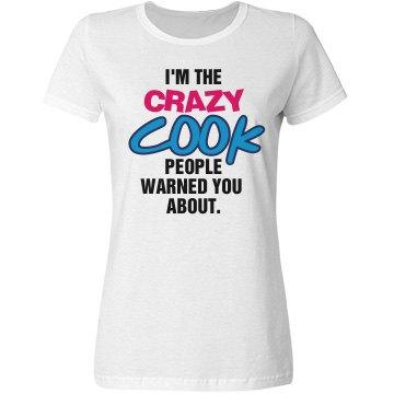 Crazy Cook!