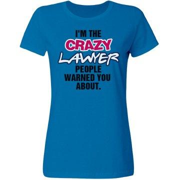 Crazy Lawyer