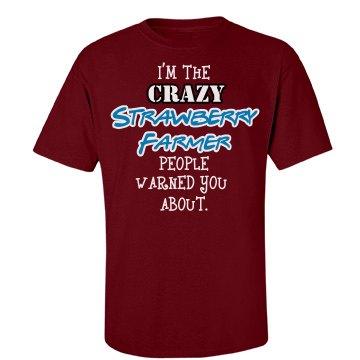 Crazy Strawberry Farmer