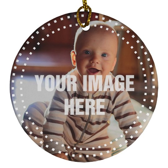 Create A Custom Christmas Ornament