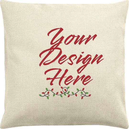 Create a Custom Christmas Pillowcase