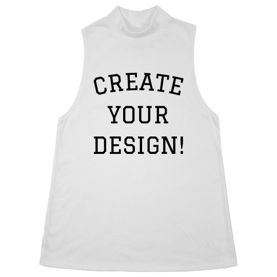 Create a Custom Halter Tank