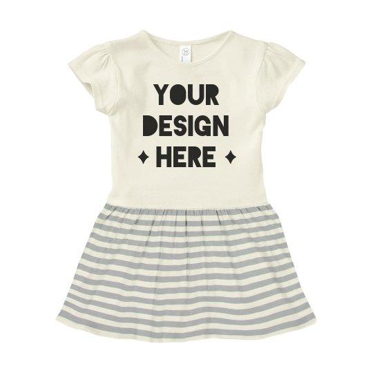 Create a Custom Infant Baby Dress