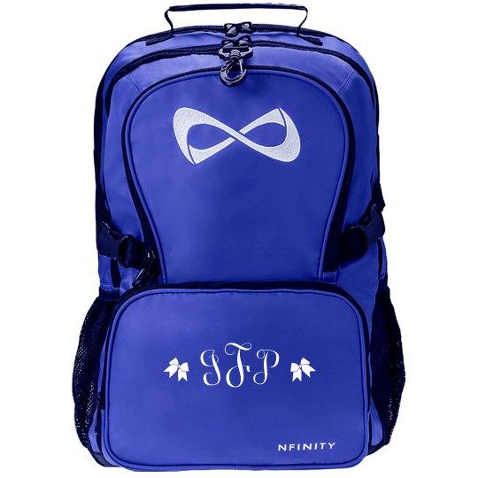 Create a Custom Monogram Nfinity Backpack