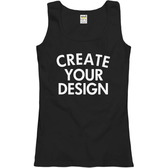 Create a Custom Scoopneck Tank