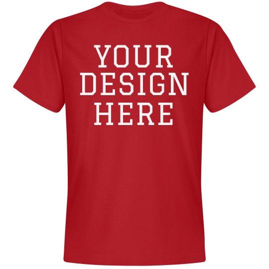 Create A Custom T-Shirt